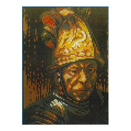 Stickit 42110 Man met de gouden helm