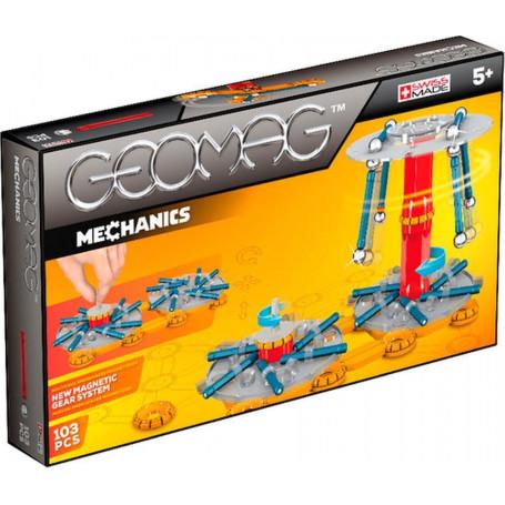 Geomag Mechanics - 103 delig