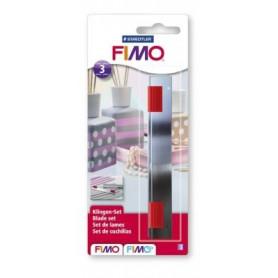 Fimo 3-piece blades/knife set