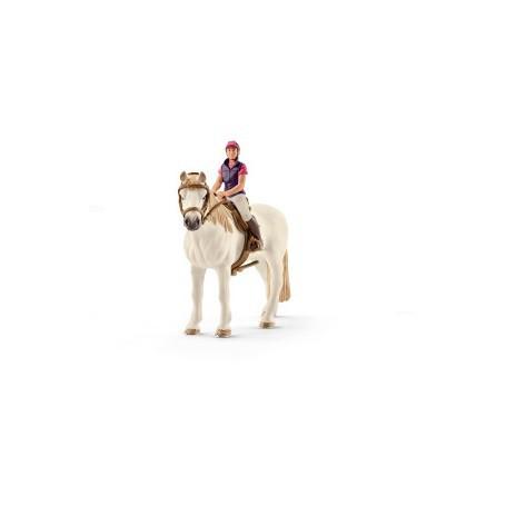 Schleich 42359 Amateur ruiter met paard