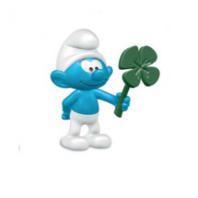 Schleich 20797 Four-leaf clover smurf