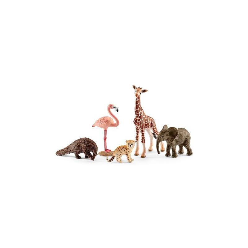 Schleich 42388 Wild Life Dierenset