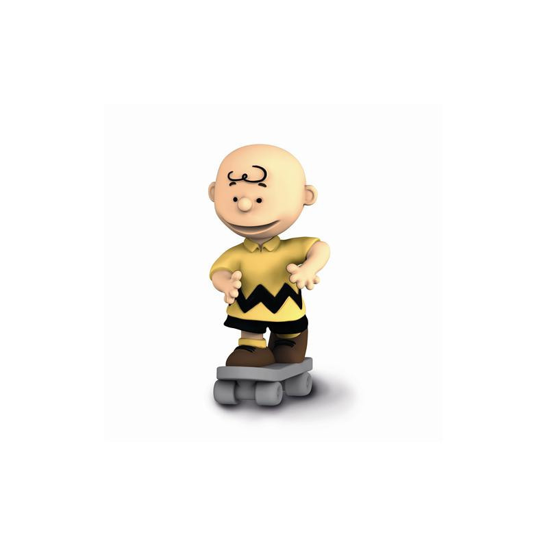 Schleich 22076 Skateboarder Charlie Brown