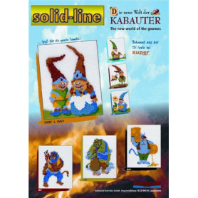 Ministeck boek Kabouter