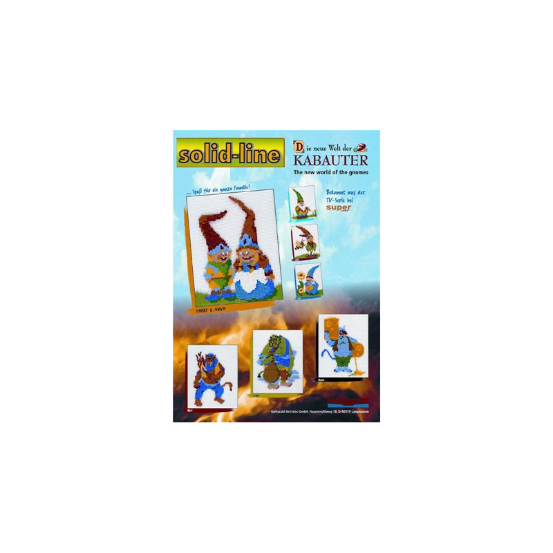 Voorbeeld boek Kabouter
