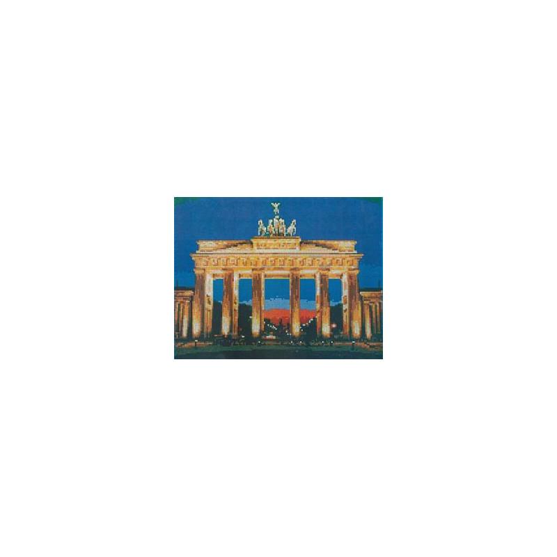 Stickit 41280 Brandenburgertor 8700 dlg