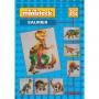 Ministeck voorbeeld boek nr.16 Dino`s