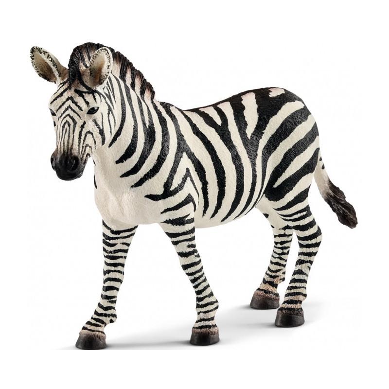 Schleich 14810 Zebra Merrie