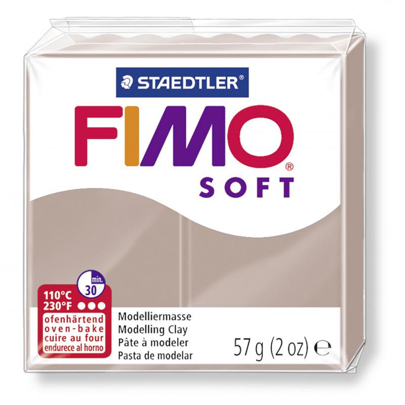 Fimo soft nr 87 Taupe