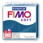 Fimo soft nr 31 Calypso blauw