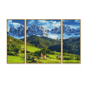 St. Magdalena in Zuid-Tirol