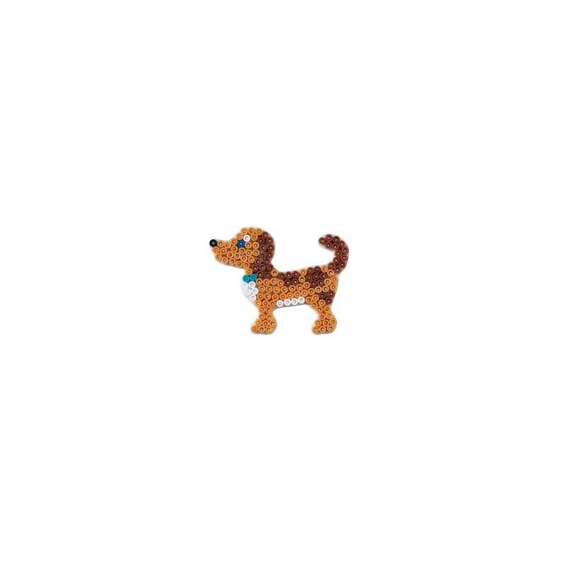 Grondplaat Hama Hond 2
