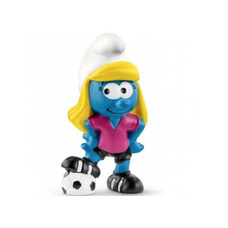 Schleich 20805 Voetbal Smurfin