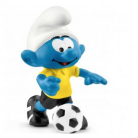 Schleich 20806 Football Smurf with ball