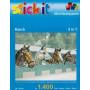 Stickit 41149 Ras paarden 4in1