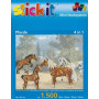 Stickit 41156 Paarden 4 in 1