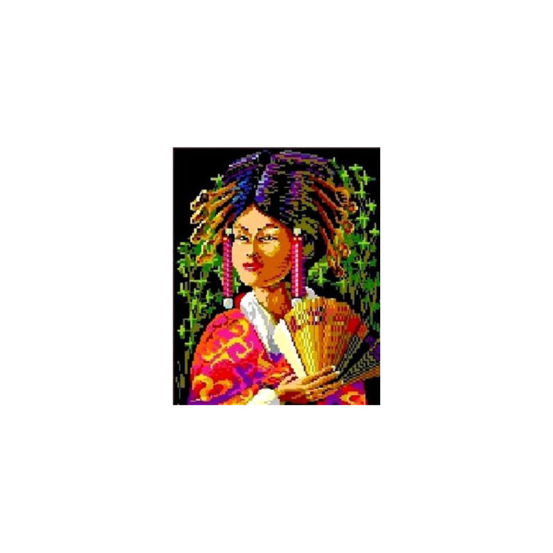 Stickit 41206 Chineese vrouw