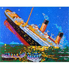 Stickit  41223 Titanic zinkend