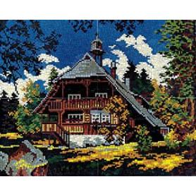 Stickit  41236 Zwarte woud huis