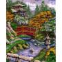 Stickit 41237 Japanse tuin