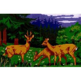 Stickit  41240 Ree in het bos