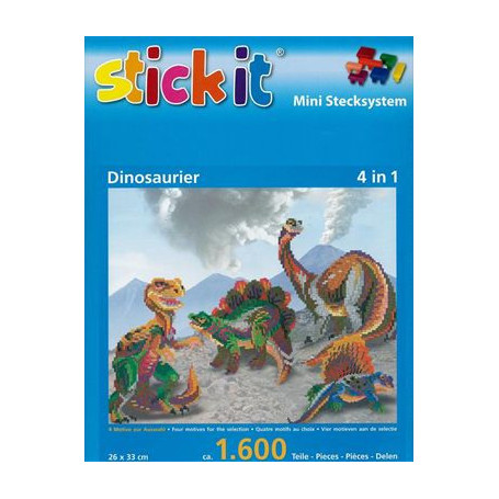 Stickit 41190 Dinosaurier