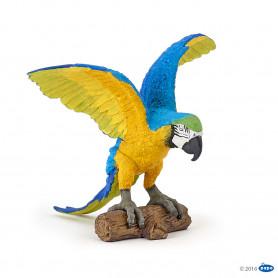 Papo 50235 blue ara parrot