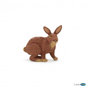 Papo 51049 Brown rabbit