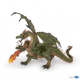 Papo 36019 Dragon deux têtes