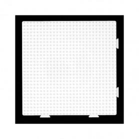 Grondplaat Hama vierkant koppelbaar wit