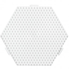 Grondplaat Hama zeshoekig koppelbaar