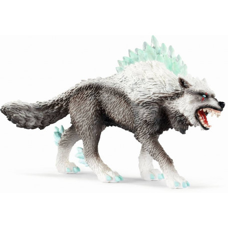 Schleich 42452 Eldrador Sneeuw wolf