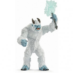 Schleich 42448 Ice monster with weapon