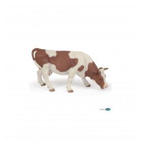 Papo 51147 Simmentaler koe grazend
