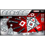 Geomag Panels Black & White 104
