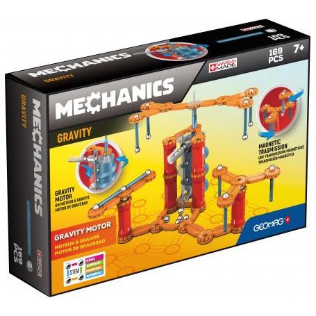 Geomag Gravity Motor 169