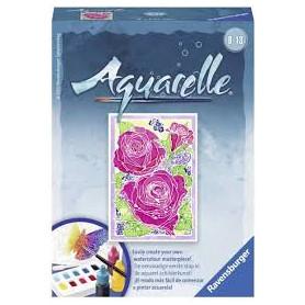Aquarel Vis