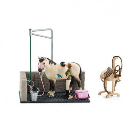 Schleich 42104 Horse wash area