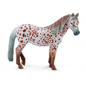 Collecta 88750 British Spotted Pony Stute